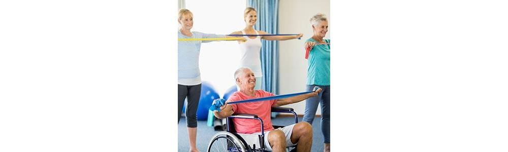 4 Exercises You Can Do In Your Wheelchair