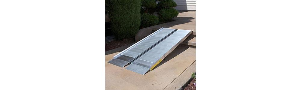 Extending Accessibility with Portable Wheelchair Ramps
