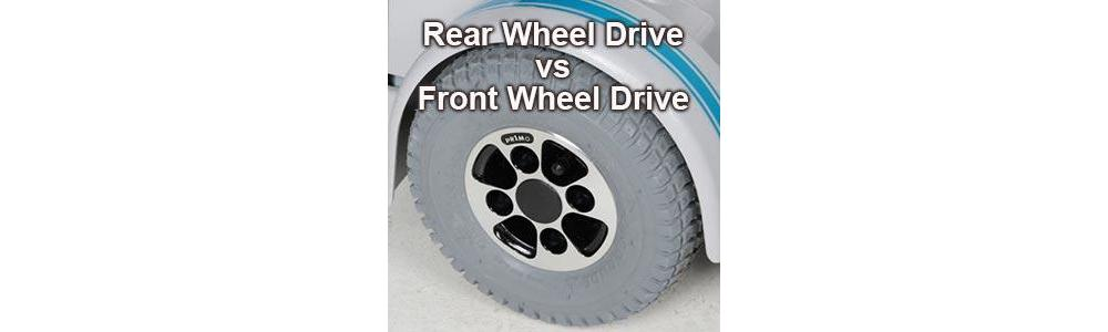 Rear-Wheel Drive Wheelchair Benefits and Features