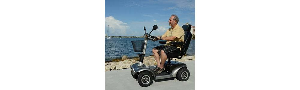 Weight Capacity for Mobility Scooters