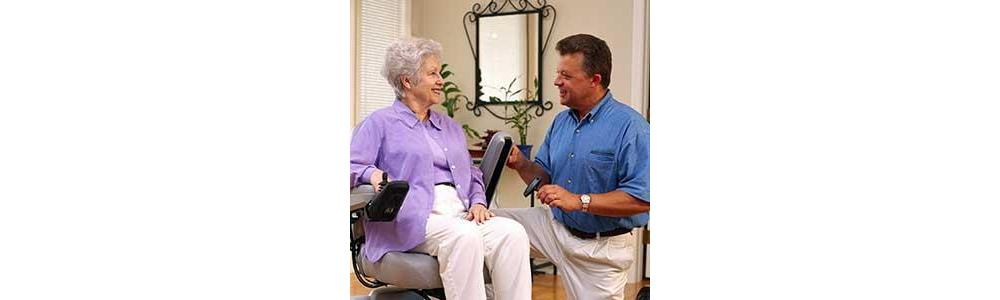 Daily Power Wheelchair Maintenance