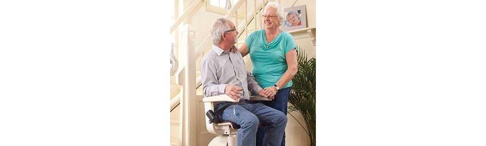 How a Stair Lift Can Help You Remain Aging in Place