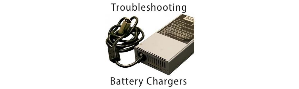 Troubleshooting Power Mobility Battery Chargers