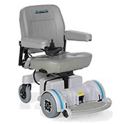 a power wheelchair can help restore mobility loss