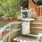 Twin Rail 2000 Outdoor Stair Lift