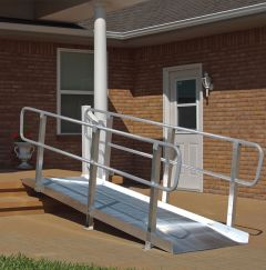 PVI OnTrac Wheelchair Ramp