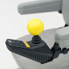 Yellow Ball Knob