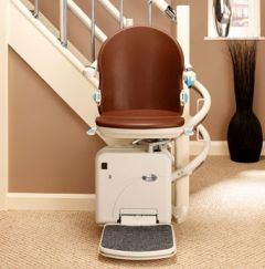 Twin Rail H2000 Stair Lift