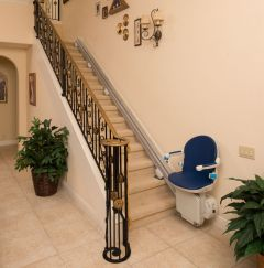 Simplicity Plus stair lift from Hoveround