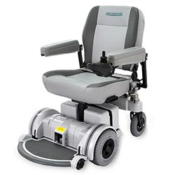 The MPV5 is one of our Medicare approved power wheelchairs