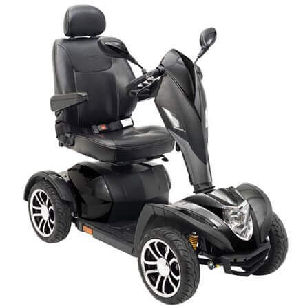 cobra luxury scooters wheelchairs are possible mobility solutions