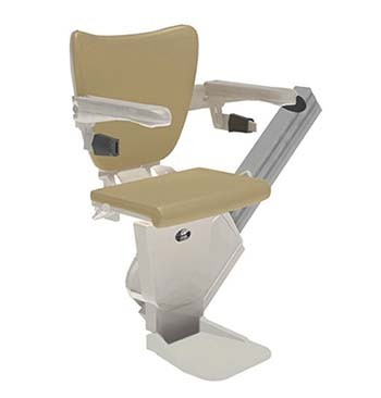 This H1100 stair lift is a great choice among home mobility solutions